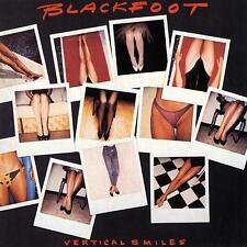 *NEW* CD Album Blackfoot - Vertical Smiles (Mini LP Style Card Case)