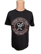 NWT Authentic Men's DETHRONE Conor McGregor UFC MMA Black Shirt Size Small