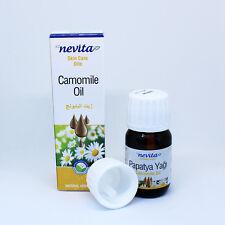 Cold Pressed, Camomile (Daisy) Oil – Skin Care – 20ml