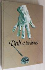 DALI & les Livres - Exposition 1984 Catalunya / Nîmes