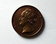 Bronzemedaille Goethe ( von E.König bei Loos )