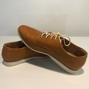 Rollies Mens Shoes  Size 42 DERBY  Tan