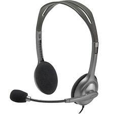Logitech H111 Headphones with Boom Microphone