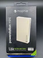 Mophie Powerstation Mini Quick Charge Battery| For USB Devices | Gold💎OPEN BOX