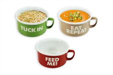 Soup Bowl Giant Mug Set Pasta Bowl with Handle Soup Cup Mugs Soup Mug Bowls Food