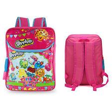 Shopkins Girl Kids School Shoulder Bag Rucksack Bag Gift Nursery Travel Backpack