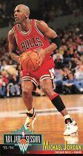 1993-94 fleer NBA Jam Session Michael Jordan #33