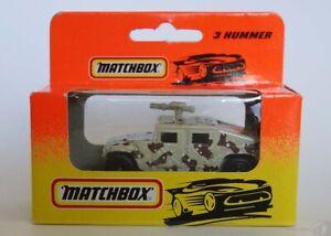 Matchbox Hummer