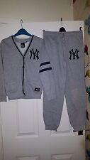 Ragazzi Giacca e pantaloni Tuta da Ginnastica-Majestic Athletic Baseball New York Yankees