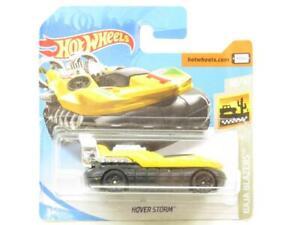 Hotwheels Hover Storm Giallo Baja Blazer 10/10 Piccolo Scheda 1 64 Scala Sealed