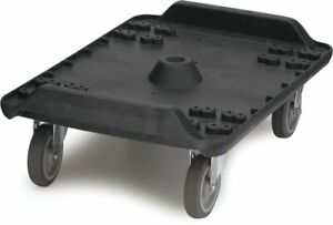 Carlisle MY41003 Cateraide Polyethylene HD Dolly for engine storage with Casters