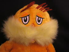 BIG KOHL'S CARES FOR KIDS YELLOW LORAX PLUSH DR. SEUSS STUFFED ANIMAL TOY