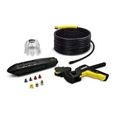 Karcher 20m Pipe and Guttering Cleaning Kit - Pressure Washer Accessory