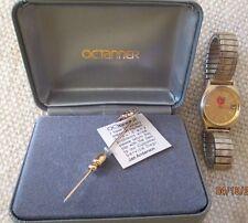 Con Agra Advertising Award Pin & Watch & Key Chain Pocket Knife
