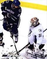 Karri Ramo signed NHL hockey 8x10 photo W/Cert Autographed A0002