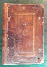 BIBLE DE ROBERT ESTIENNE :   Biblia, Paris, Roberti Stephani, 1545, in-8°.