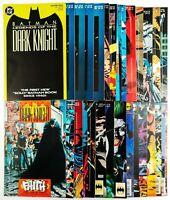 Batman: Legends of the Dark Knight - Lof of 36 Issues (1989 DC) New! Unread! NM