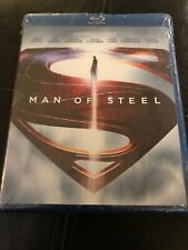 Man of Steel      (Blu-Ray & DVD)      LIKE NEW