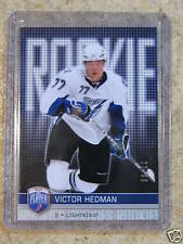 08-09 UD BAP BE A PLAYER xRC #RR-282 VICTOR HEDMAN Rookie /99