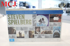 Brand New - Steve Spielberg Director's Collection 8 Films Blu-ray Boxset