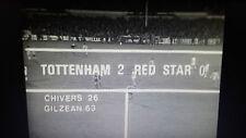 Tottenham Hotspur 2-0 Red Star Belgrade 29-11-1972 Uefa Giles, Stankovic on DVD
