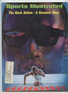 Sports Illustrated Black Athlete Shameful Story 1968 Ted Williams Boston