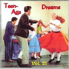 V.A. - TEEN-AGE DREAMS Vol.21 Popcorn & Teenage CD
