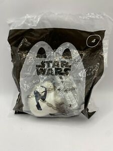 2021 McDonald's Happy Meal Star Wars First Order Stormtrooper #4 Toy New Sealed