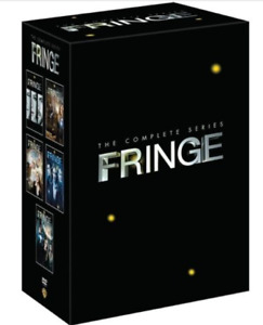 FRINGE Complete Seasons 1 2 3 4 5 Series 1-5 Brand New Sealed DVD