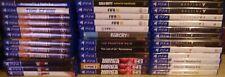 Große PS4 Spiele-Sammlung (alle Genres) Playstation 4 Games 1