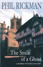 The Smile of a Ghost (Merrily Watkins Mysteries) Rickman, Phil Paperback Used -