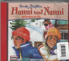 1 CD Hanni und Nanni 33 Hanni und Nanni gefangen im Eis 1. Auflage NEU