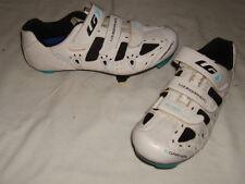 Louis Garneau Ergo Air size 38 women's cycling shoes. Mint