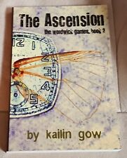 The Ascension by Kailin Gow (2010, TSPB)