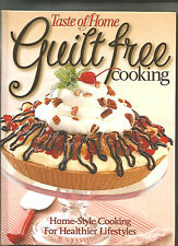 NEW BOOK: Taste of Home GUILT-FREE COOKING Diet Family Recipes CHECK MY SPECIALS