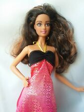 2016 Barbie Collectors Quinceanera Teresa Doll - Model Muse Body - Redressed