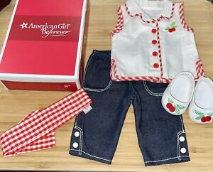 NEW American Girl Doll - Maryellen's Play Outfit - Complete