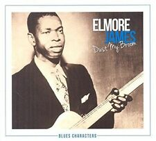 Elmore James - Dust My Broom (Blues Characters Vol.27) [CD] new sealed