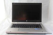 HP Elitebook 8470p  i5-3320m 2.6ghz,8gb, 128gb SSD, win 7 Pro