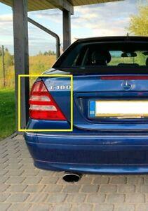Mercedes-Benz C-Class W203 2001-2006 RHD Tail Light Rear Lamp Left A2038201964
