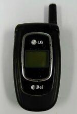 Lg Ax4270 - Black ( Alltel ) Cellular Flip Phone