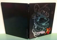 Dragonball Xenoverse XV 15 Steel Book empty Case NO Game Steelbook Playstation 4