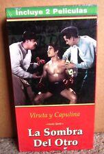 SOMBRA DEL OTRO Viruta & Capulina DOLOR PAGAR LA RENTA Gaspar Henaine 1957 VHS