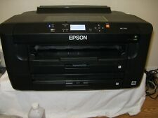 Epson WorkForce WF-7710 Wireless All-In-One Inkjet Printer Only 69 pgs Printed