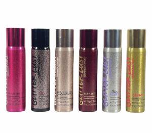 "Victoria's Secret Fragrance Mist Glitter Lust Shimmer Spray ""You Choose"" - NEW"