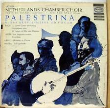 NOBEL STAM palestrina missa brevis LP VG+ LC 3359 Vinyl  Record