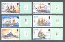 Jersey-ROYAL NAVY SHIPS neuf sans charnière 2001 (979-984) - Voiliers