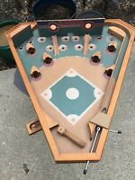 Old Century Classics Baseball Homerun Coffee Table Top Game Board Only Pinball