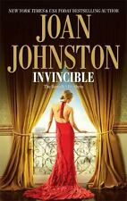 "Joan Johnston ""Invincible""- The Benedict Brothers 2010 Paperback Book"