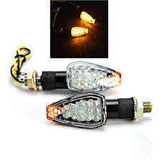 2pcs Motorcycle LED Turn Signal Light Fit Honda Goldwing 1000 1100 1200 1500